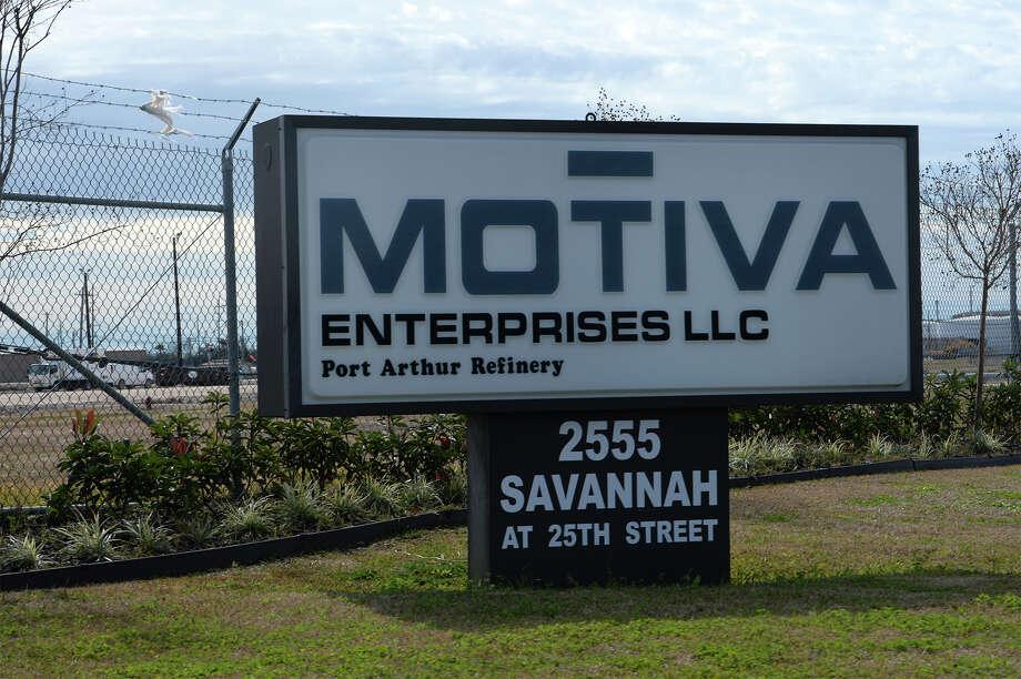 Motiva Enterprises in Port Arthur  Photo taken Wednesday, 1/30/19 Photo: Guiseppe Barranco/The Enterprise / Guiseppe Barranco ©
