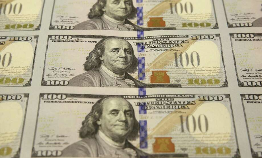 Stamford-based industrial-products manufacturer Crane Co., acquired Crane Currency, the Boston-based banknote supplier to the U.S. Treasury, for $800 million in January 2018. Photo: LM Otero / Associated Press / AP