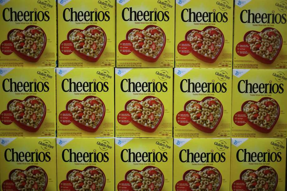 Cheerios. Photo: Bloomberg Photo By Luke Sharrett. / © 2015 Bloomberg Finance LP