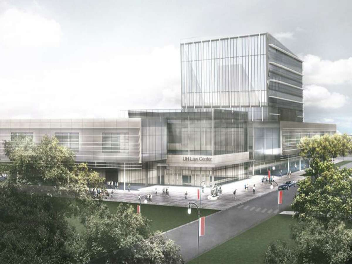 The University of Houston aims to raise another $12 million by Nov. 1 toward the $90 million for the new law center.