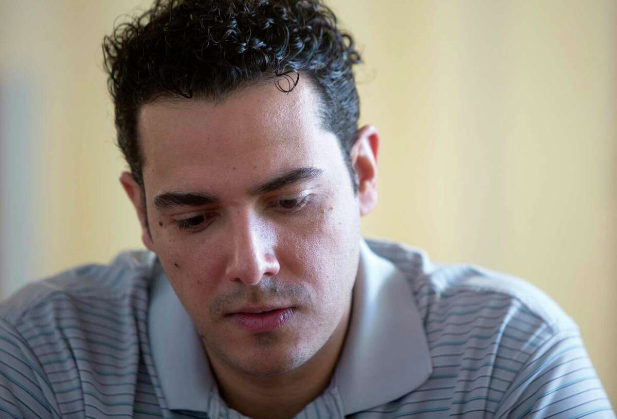 Carlos Anez, 34, of Richmond said life has been a blur since his stepfather, Jorge Toledo, was arrested and detained in Venezuela in November 2017 along with several other former Citgo employees from Houston and Lake Charles on alleged corruption charges. Anez said his father, a U.S. citizen, has lost more than 40 pounds while being held in a detention center in Caracas for the past 14 months with little access to fresh air, medical supplies and food.