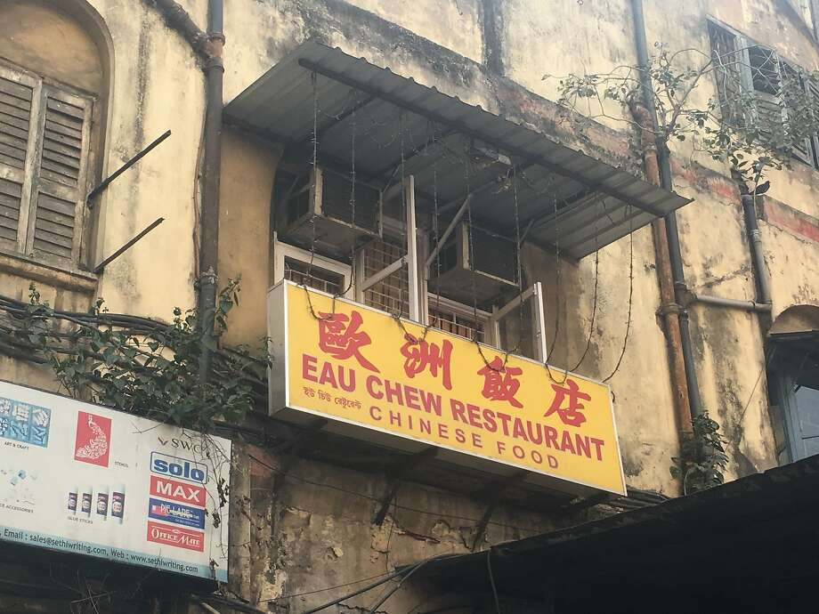 Eau Chow, one the oldest family-owned Chinese restaurants in Kolkata. Photo: Vanessa Hua
