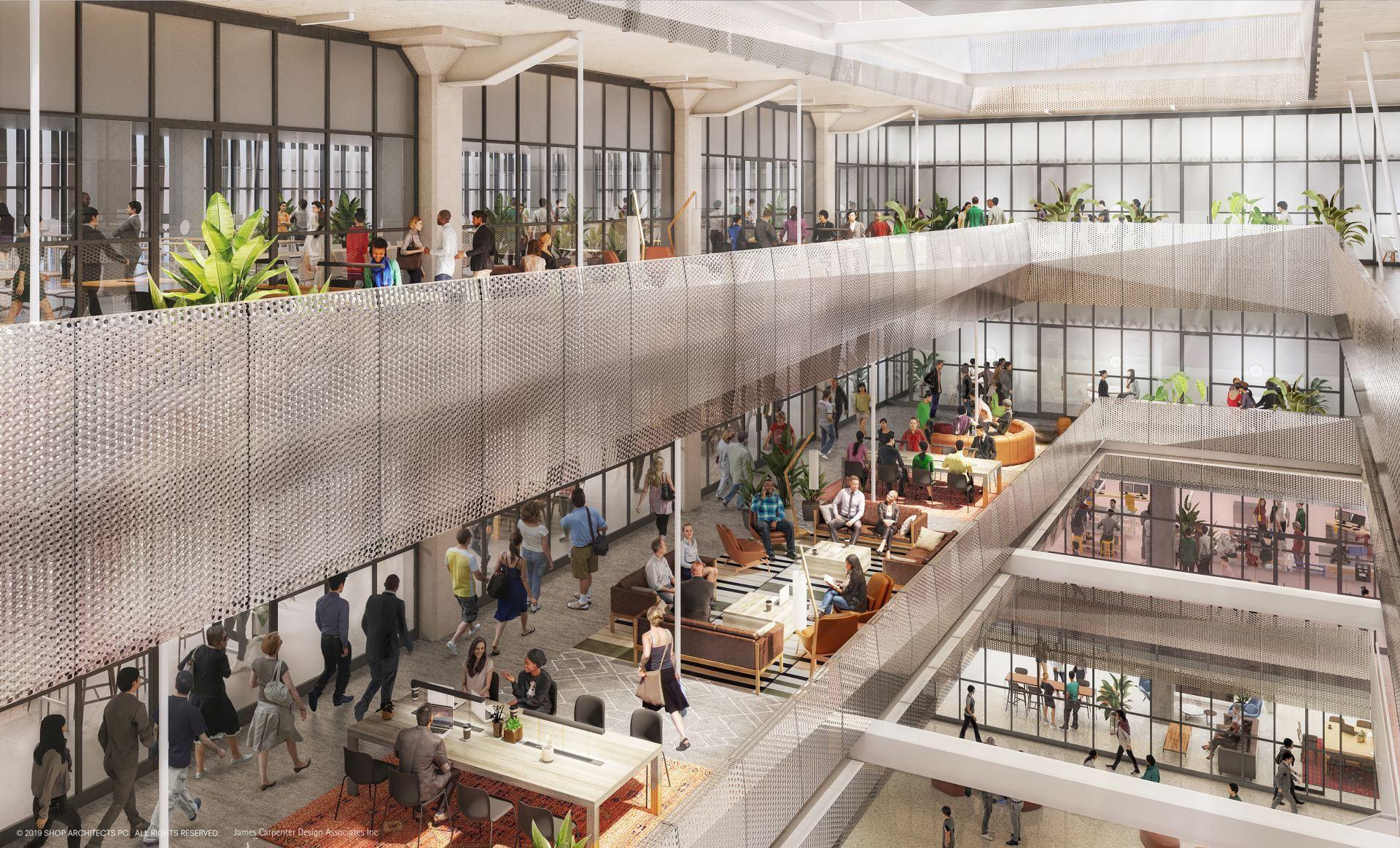 Rice University-led Ion innovation district breaks ground