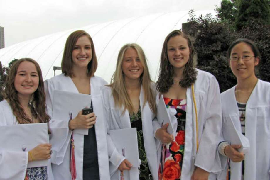 Were you seen at Guilderland High School graduation? Photo: Anne-Marie Sheehan