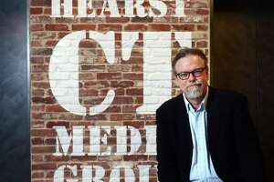 Radio show host, political analyst and humor writer Colin McEnroe's column appears in the Sunday edition of Hearst's eight Connecticut daily newspapers.