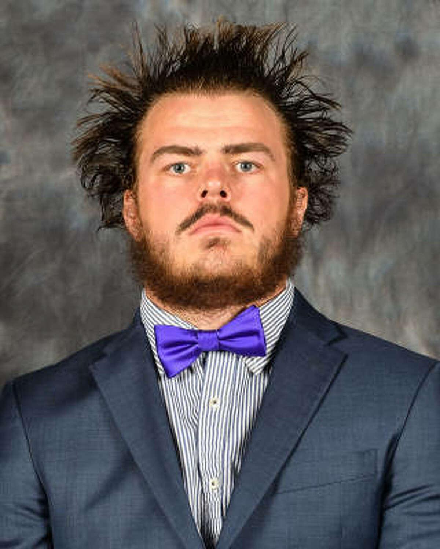 UAlbany men's lacrosse playerConnor Filipowski, #47