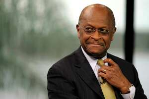 Herman Cain ran for president in 2012 but lost to the Republican primary to Mitt Romney.