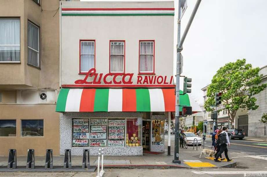 An iconic business in an iconic location could be the investment opportunity of the century -- that will change the Mission District forever: Lucca's is for sale at $8.3M. Photo: NAI Northern California