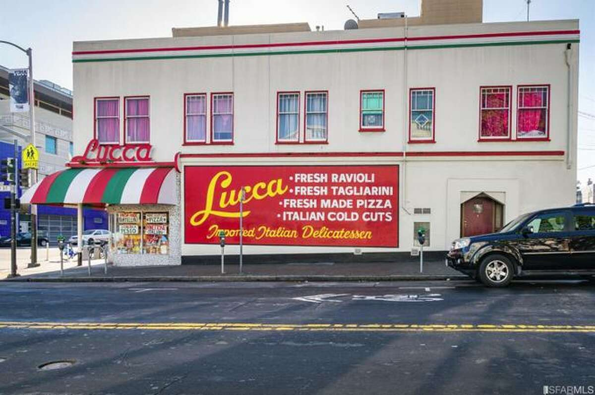 An iconic business in an iconic location could be the investment opportunity of the century -- that will change the Mission District forever: Lucca's is for sale at $8.3M.