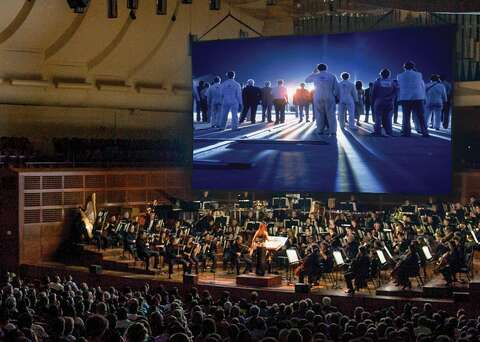 'Close Encounters of the Third Kind' — Feature Film with the SF Symphony