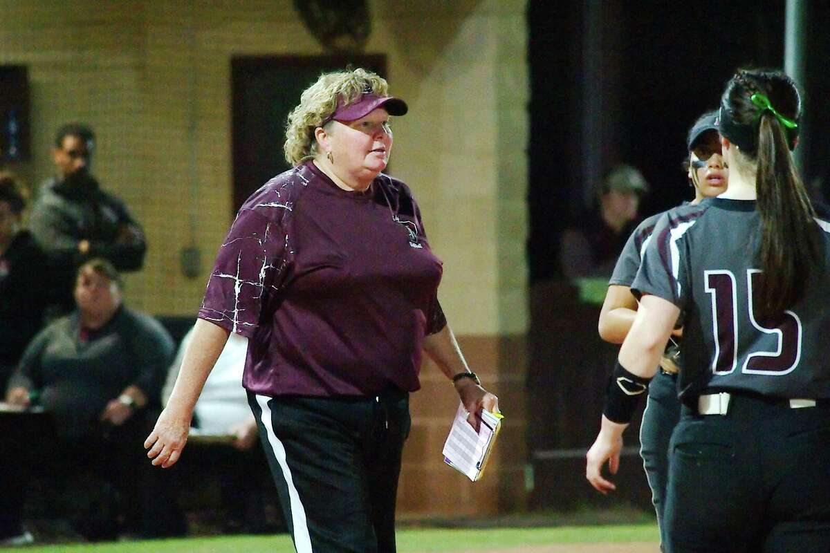 Pearland head softball coach Laneigh Clark will try to guide a young, inexperienced team to the playoffs.
