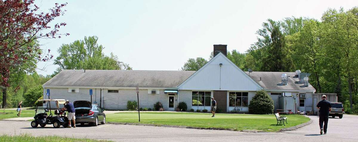 A building committee charged with renovations to the H. Smith Richardson clubhouse is looking into the possibility of moving the building to the other side of the golf course, closer to the driving range.