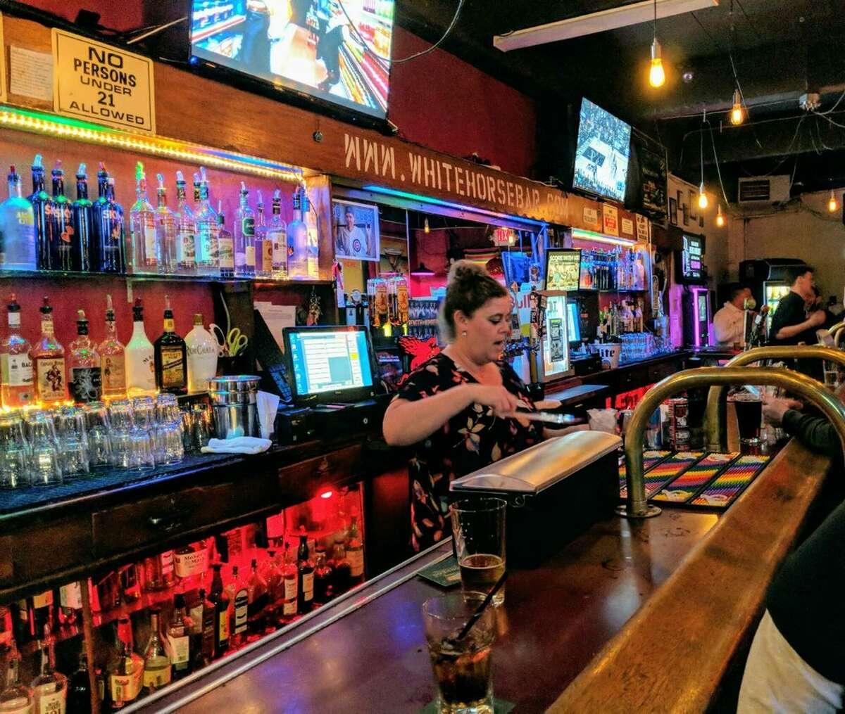 The last gay bar in the tenderloin