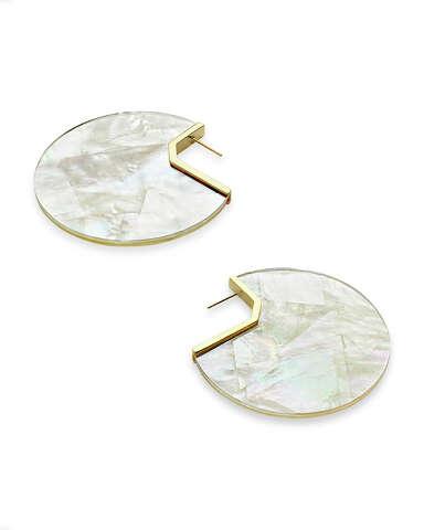 <p>Kai earrings.