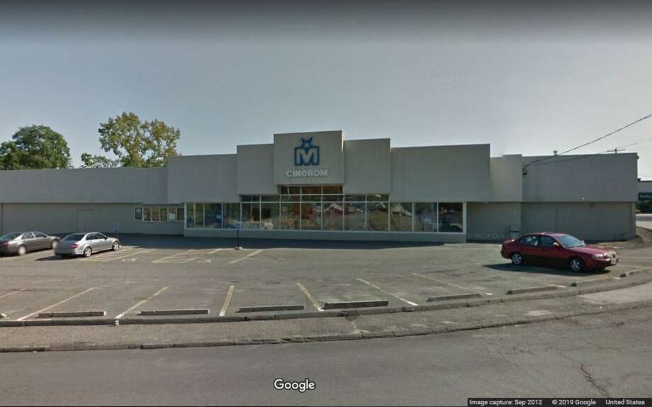 AMC Cinema at Farley Place in Torrington closed this week. Photo: Google Streetview Image