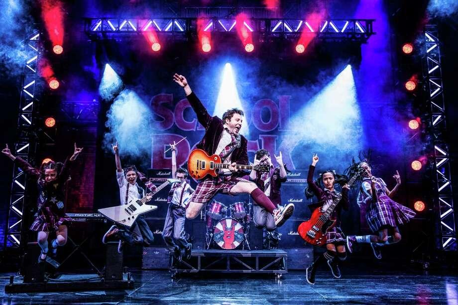 School of Rock Tour. Photo by  Evan Zimmerman-MurphyMade