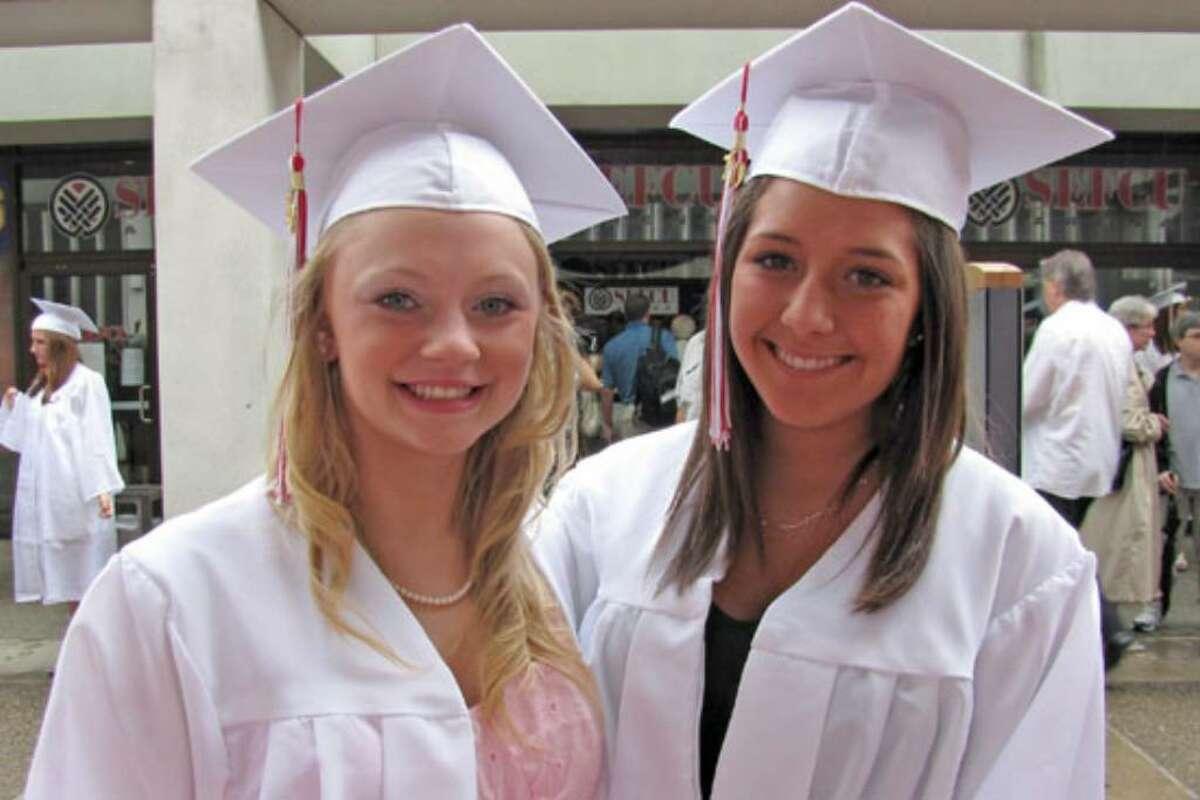 Were you seen at Guilderland High School graduation?