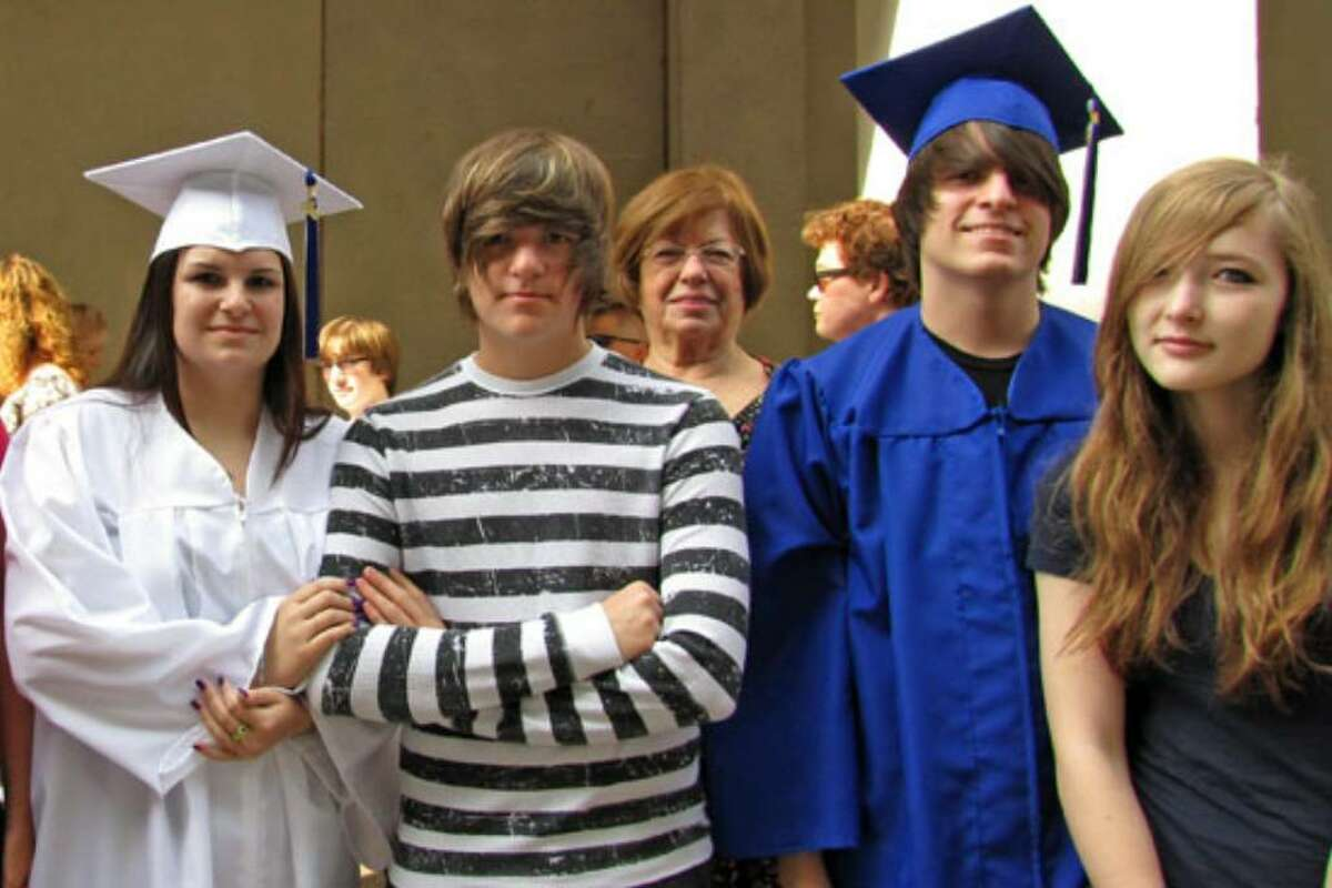 Were you seen at Shaker High graduation?