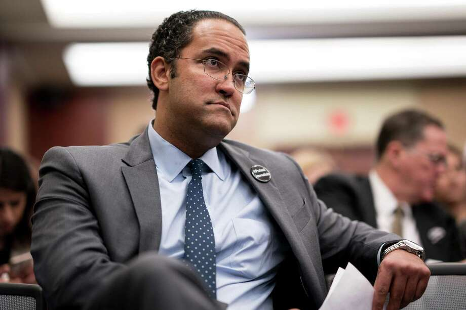 Rep. Will Hurd has emerged as one of the loudest G.O.P. critics of the Trump wall, and he is the only Republican left whose district abuts the border. A reader agrees with Hurd and asserts another solution must be found that will work for the border mile for mile. Photo: ERIN SCHAFF /NYT / NYTNS