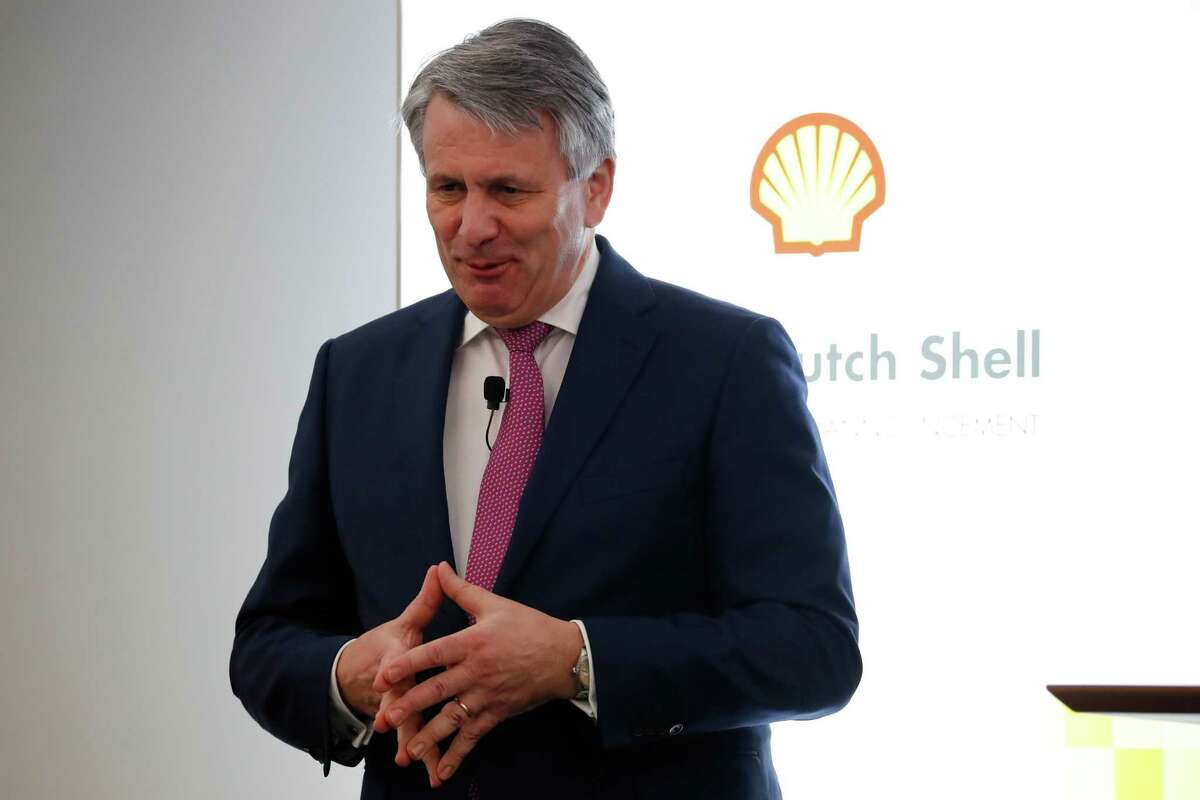 Royal Dutch Shell chief executive Ben van Beurden. Shell will push for the reversal of President Donald Trump's rollback of methane emissions rules and the introduction of carbon pricing when Joe Biden moves into the White House next year