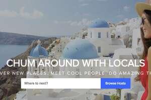 ChumAround's website.