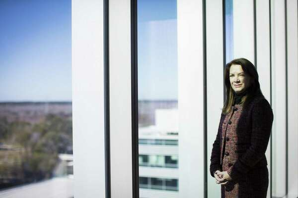 Shell has named Gretchen Watkins as the new president of its North American operations in Houston. Watkins is the former CEO of Maersk Oil. Friday, Jan. 4, 2019, in Houston.
