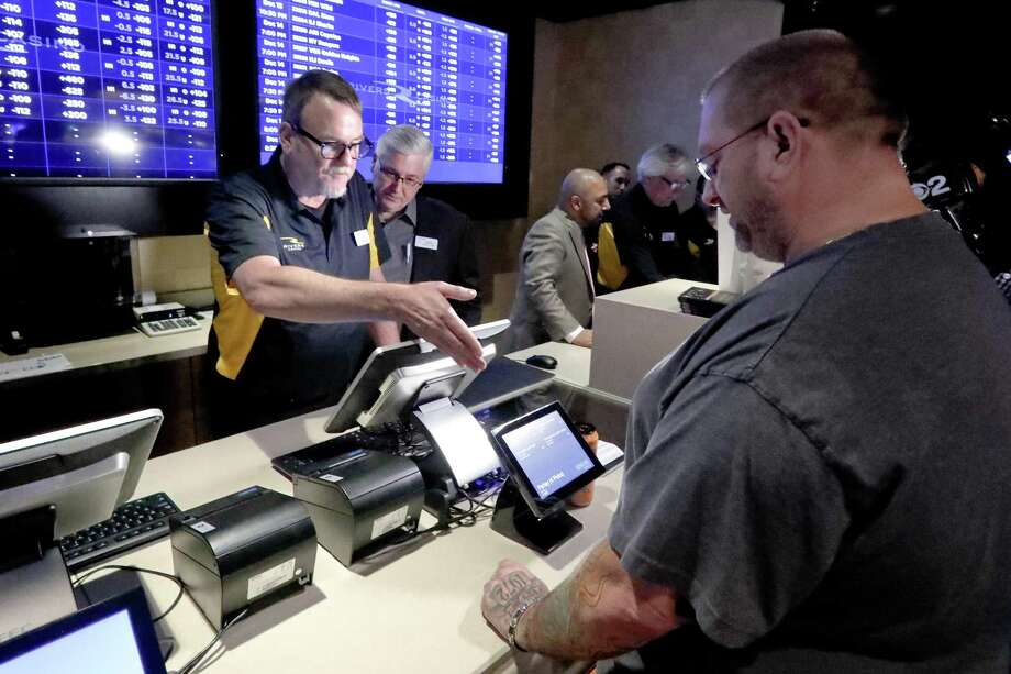 Prop bets aren't a big moneymaker for sports books during the NFL regular season, but they pick up popularity as the nation is intensely focused on the Super Bowl. Photo: Keith Srakocic / Associated Press File Photo / Copyright 2018 The Associated Press. All rights reserved