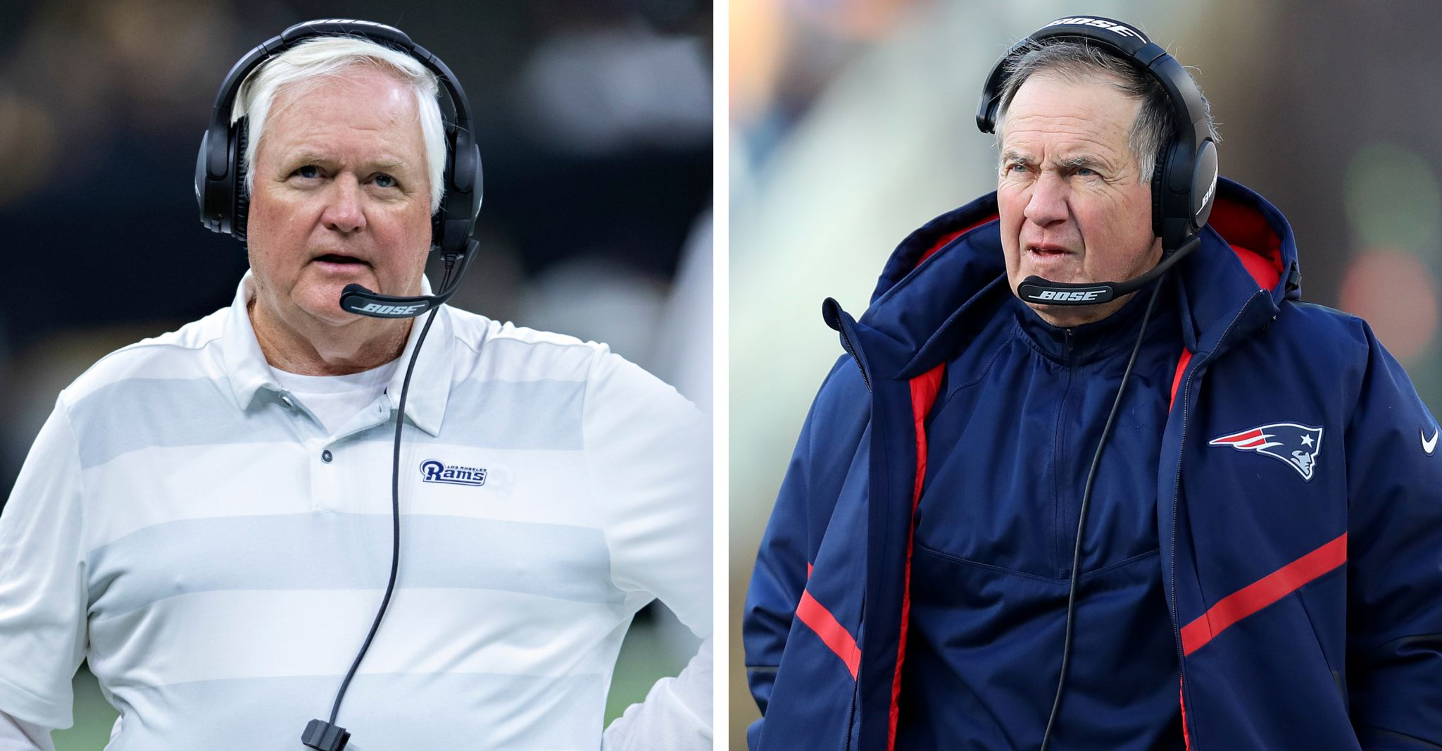 2a019f887faa4d Wade Phillips vs. Bill Belichick: another meeting of defensive minds ...