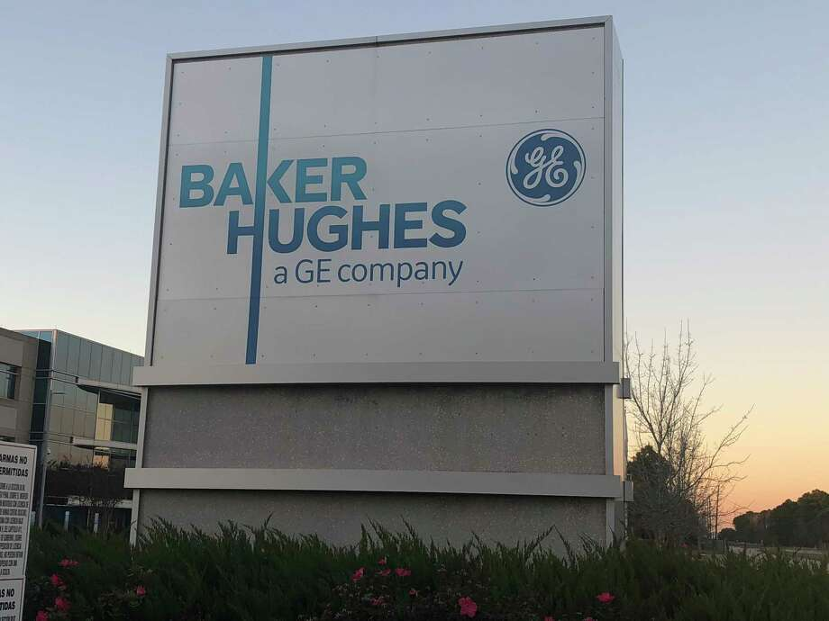 This Baker Hughes office is near Bush Intercontinental Airport. The $23 billion merger of Houston oil field services provider Baker Hughes with the oil and gas division of industrial giant GE closed in early July 2017. The dealcreated the second largest oil field services companyin the world behind Schlumberger and changed the trajectory of one of Houston's biggest employers. Photo: Bill Montgomery / Houston Chronicle