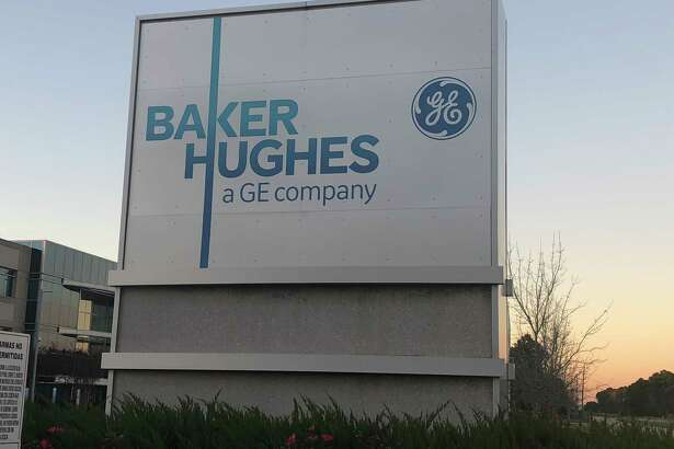 This Baker Hughes office is near Bush Intercontinental Airport. The $23 billion merger of Houston oil field services provider Baker Hughes with the oil and gas division of industrial giant GE closed in early July 2017. The deal created the second largest oil field services company in the world behind Schlumberger and changed the trajectory of one of Houston's biggest employers.