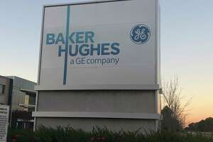 This Baker Hughes office is near Bush Intercontinental Airport. The $23 billion merger of Houston oil field services provider Baker Hughes with the oil and gas division of industrial giant GE closed in early July 2017. The dealcreated the second largest oil field services companyin the world behind Schlumberger and changed the trajectory of one of Houston's biggest employers.