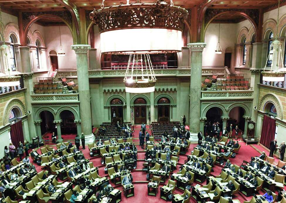 How much power does Gov. Andrew M. Cuomo need? That's the question raised by state lawmakers frustrated with Cuomo's recent penchant for holding up legislation creating task forces, panels, and commissions unless the Legislature concedes more control of the panels to him. (AP Photo/Hans Pennink)