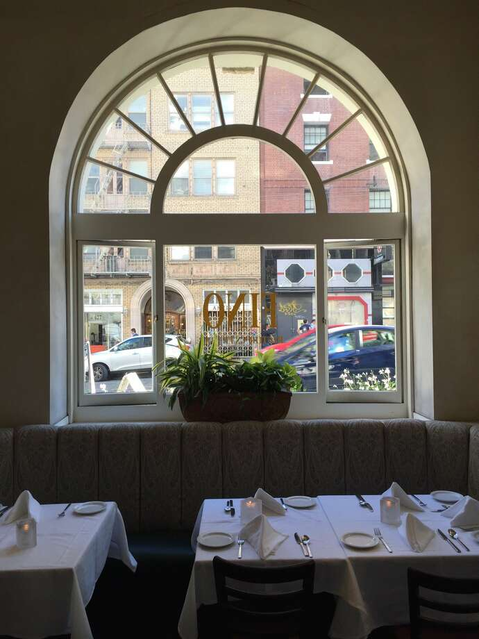 10. Fino Ristorante624 Post St., S.F. (415) 928-2080 Photo: Courtesy TripAdvisor