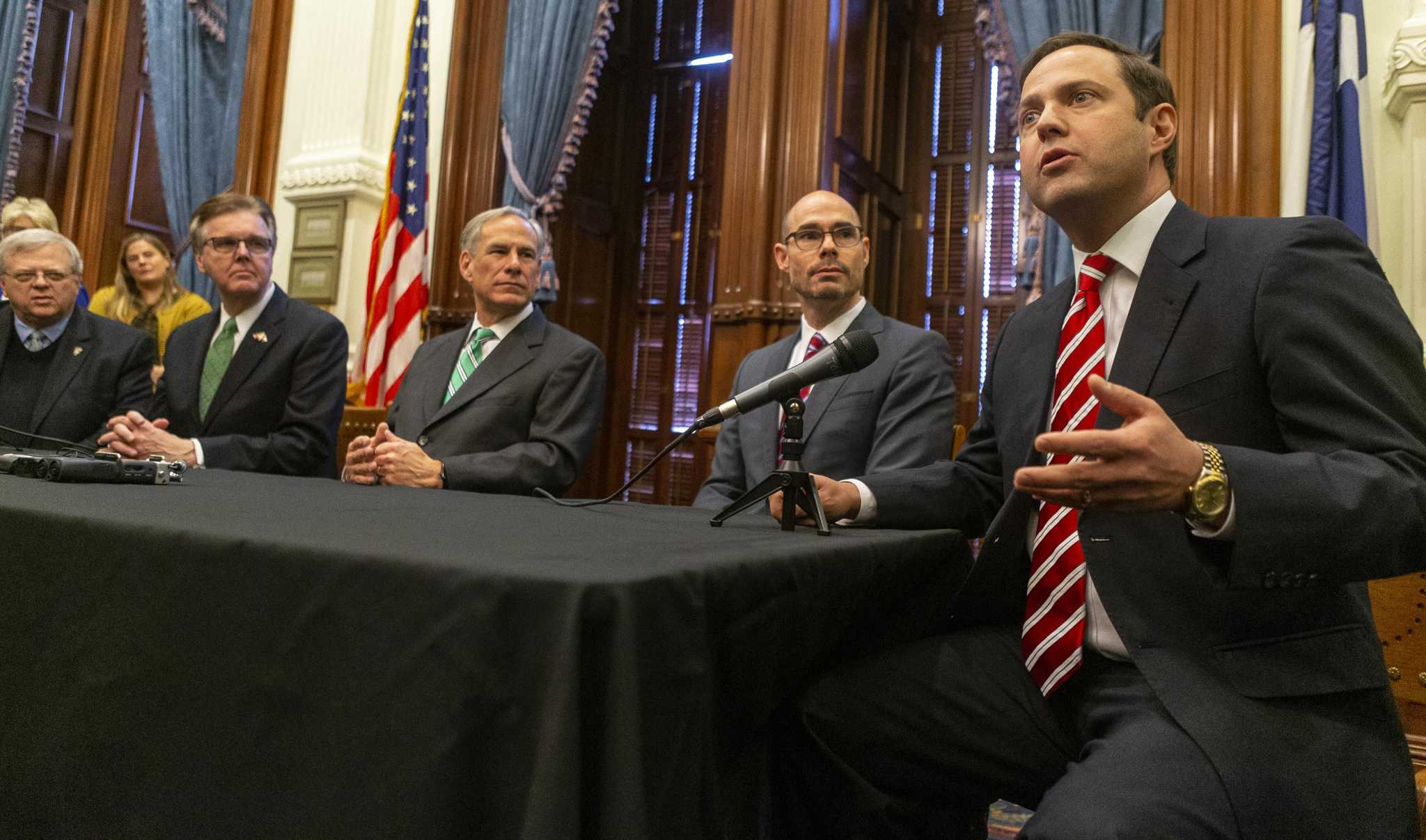 Recording reveals Texas lawmakers' plans to escalate war on local governments