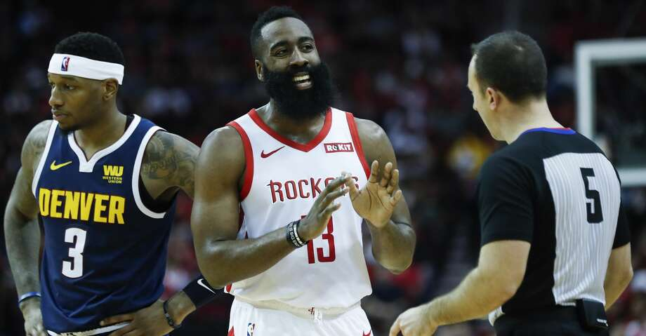 f72a1af6e PHOTOS  Rockets game-by-game Houston Rockets guard James Harden (13)