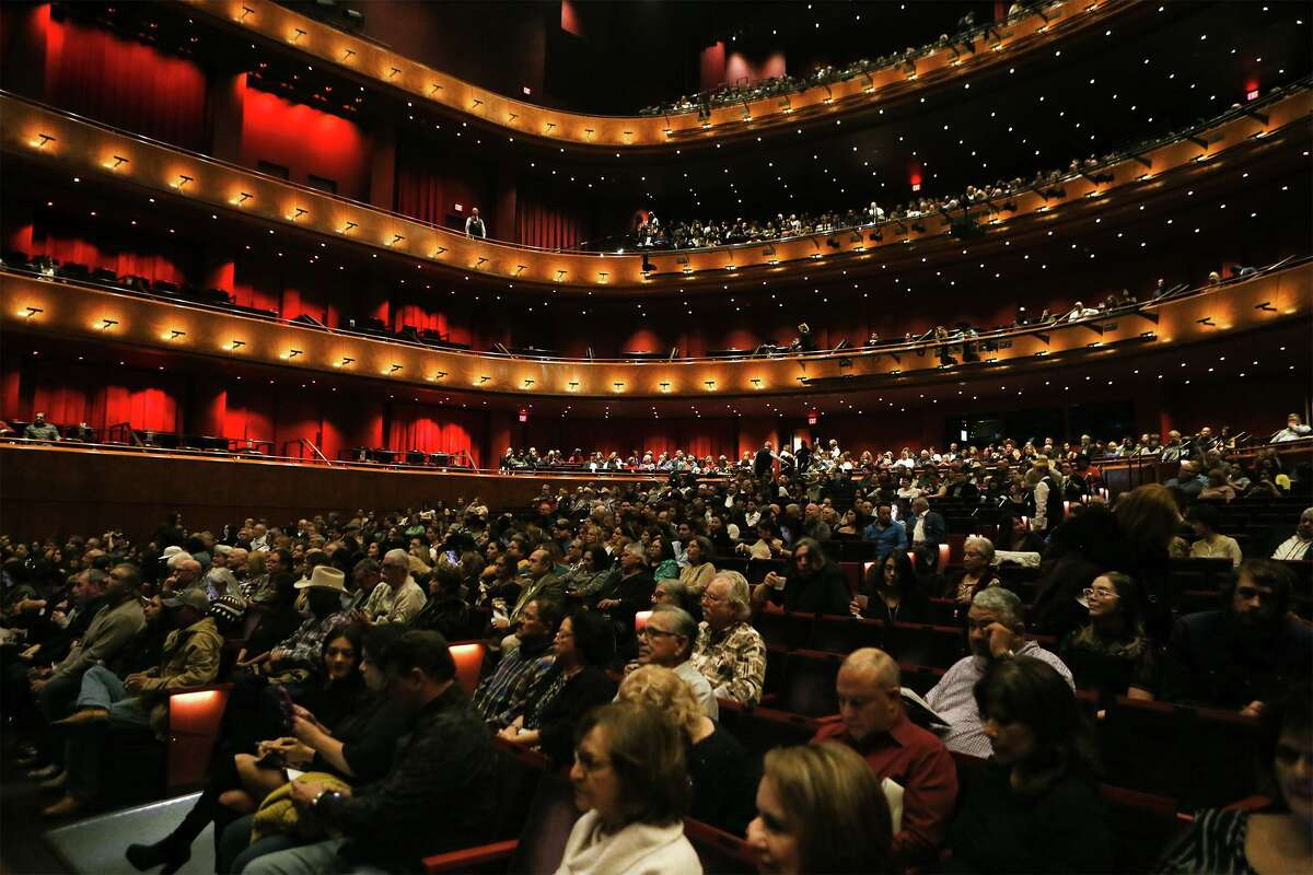 The Tobin Center for the Performing Arts can reconfigure its seating to create distance between patrons, says CEO Michael Fresher.