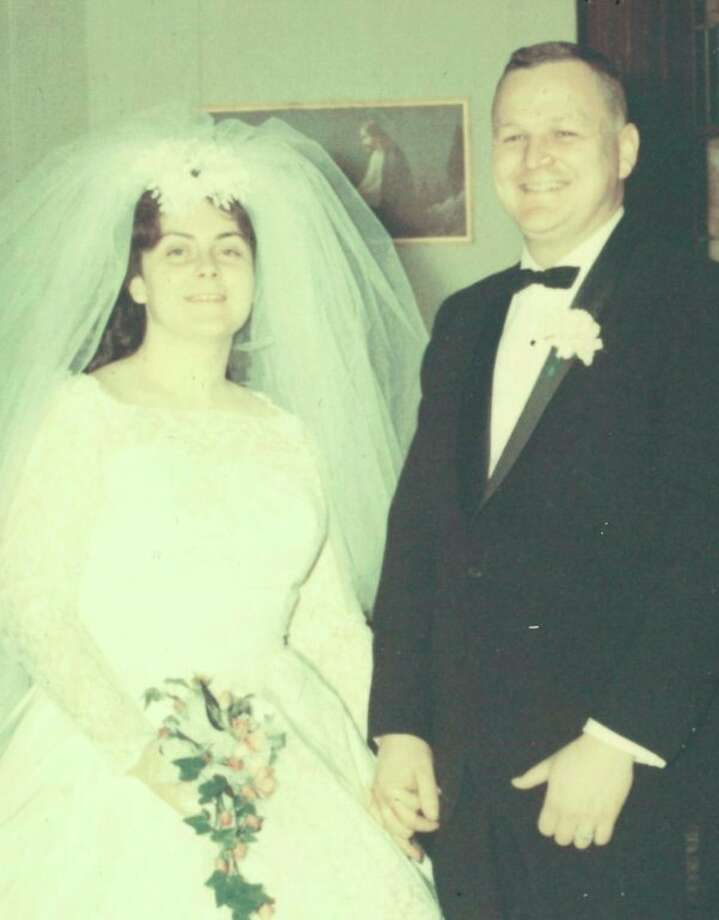 The couple in 1969.