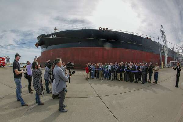 Supersize Me: Moda Midstream has VLCC-sized plans for exports