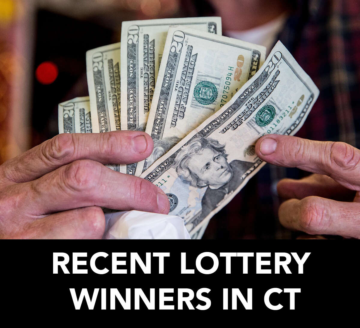 Keep clicking for a look at recent lottery winners in Connecticut.