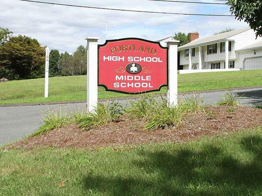 Portland Middle School Photo: File Photo
