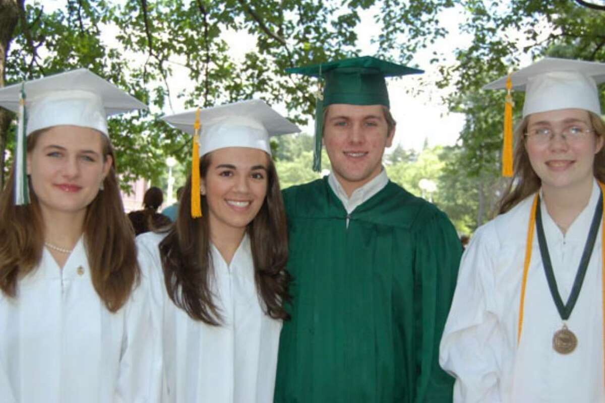 Were you seen at Shenendehowa Graduation at SPAC?