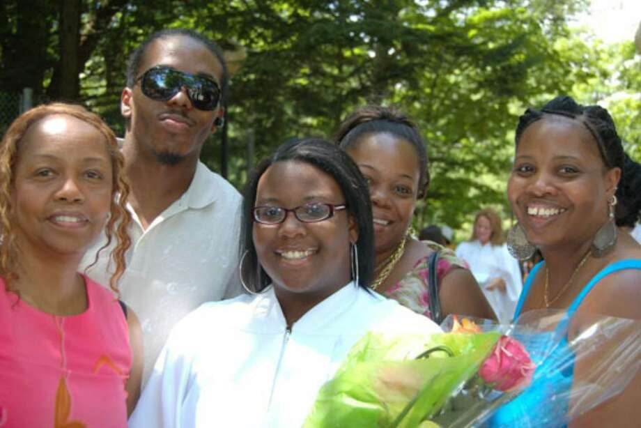 Were you seen at Shenendehowa Graduation at SPAC? Photo: Leigh Ward