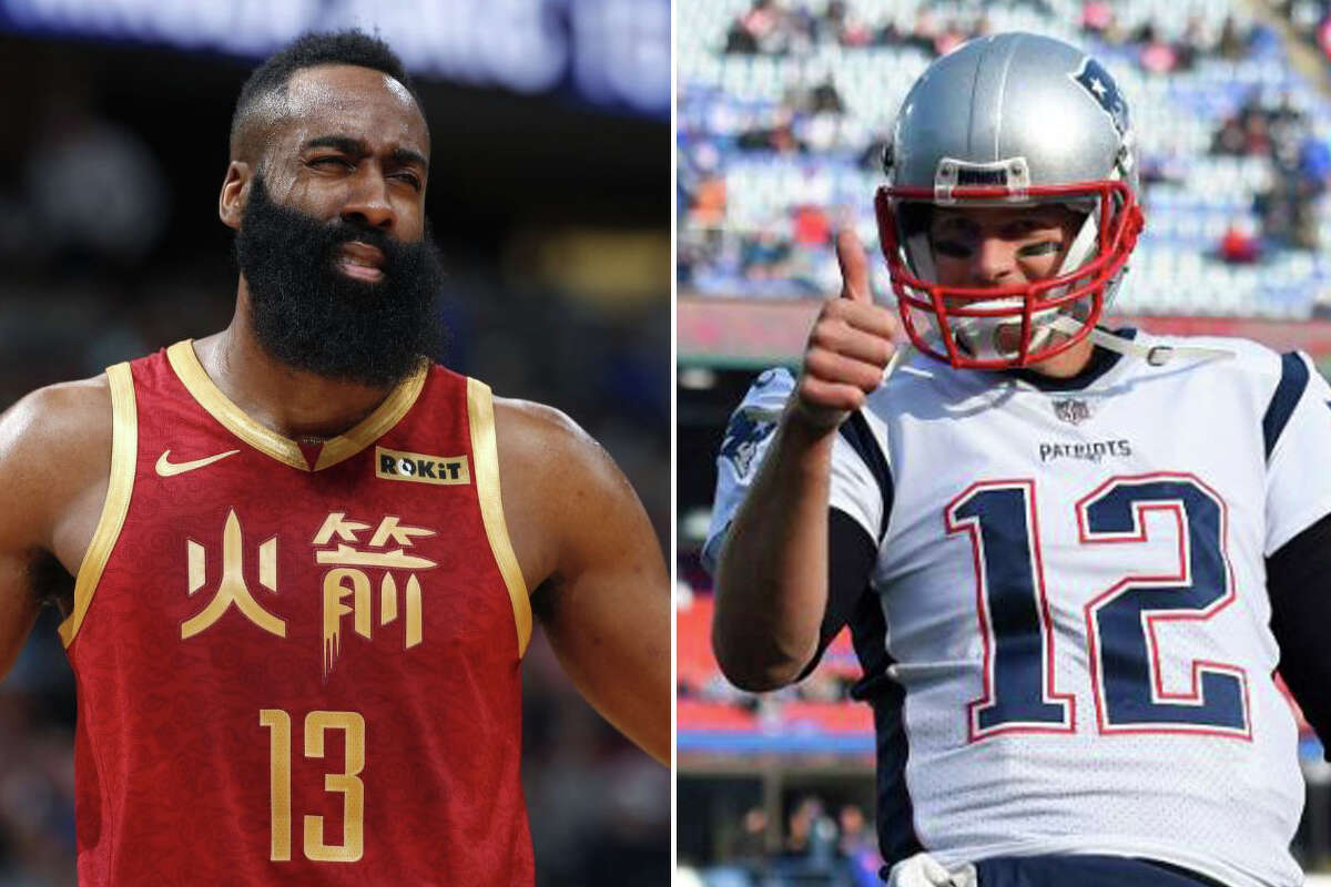 What number will be higher? James Harden points vs. Jazz on Saturday Tom Brady pass attempts in Super Bowl