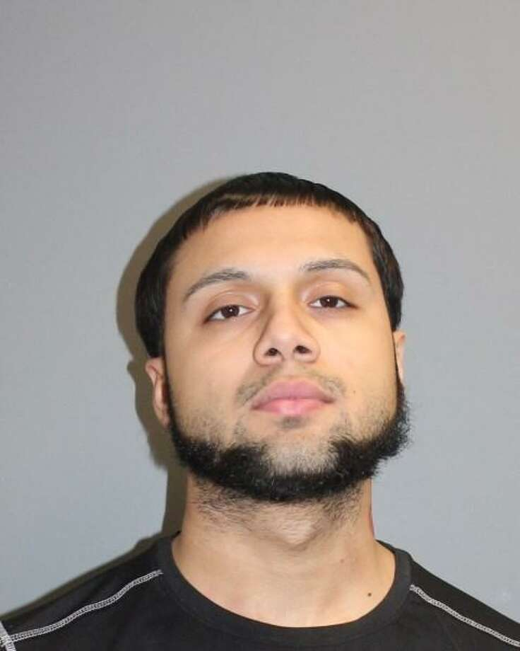 Luis Garcia, 21, of High Ridge Drive, Bridgeport Photo: Norwalk Police Dept.