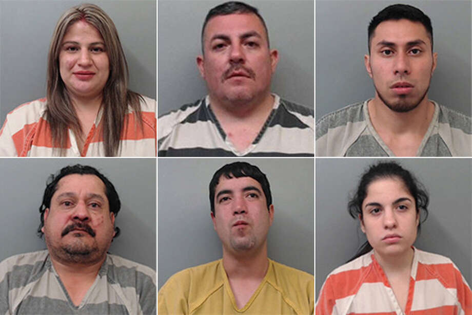 Keep scrolling to see the most notable Laredo arrests during January.  Photo: Webb County Sheriff's Office