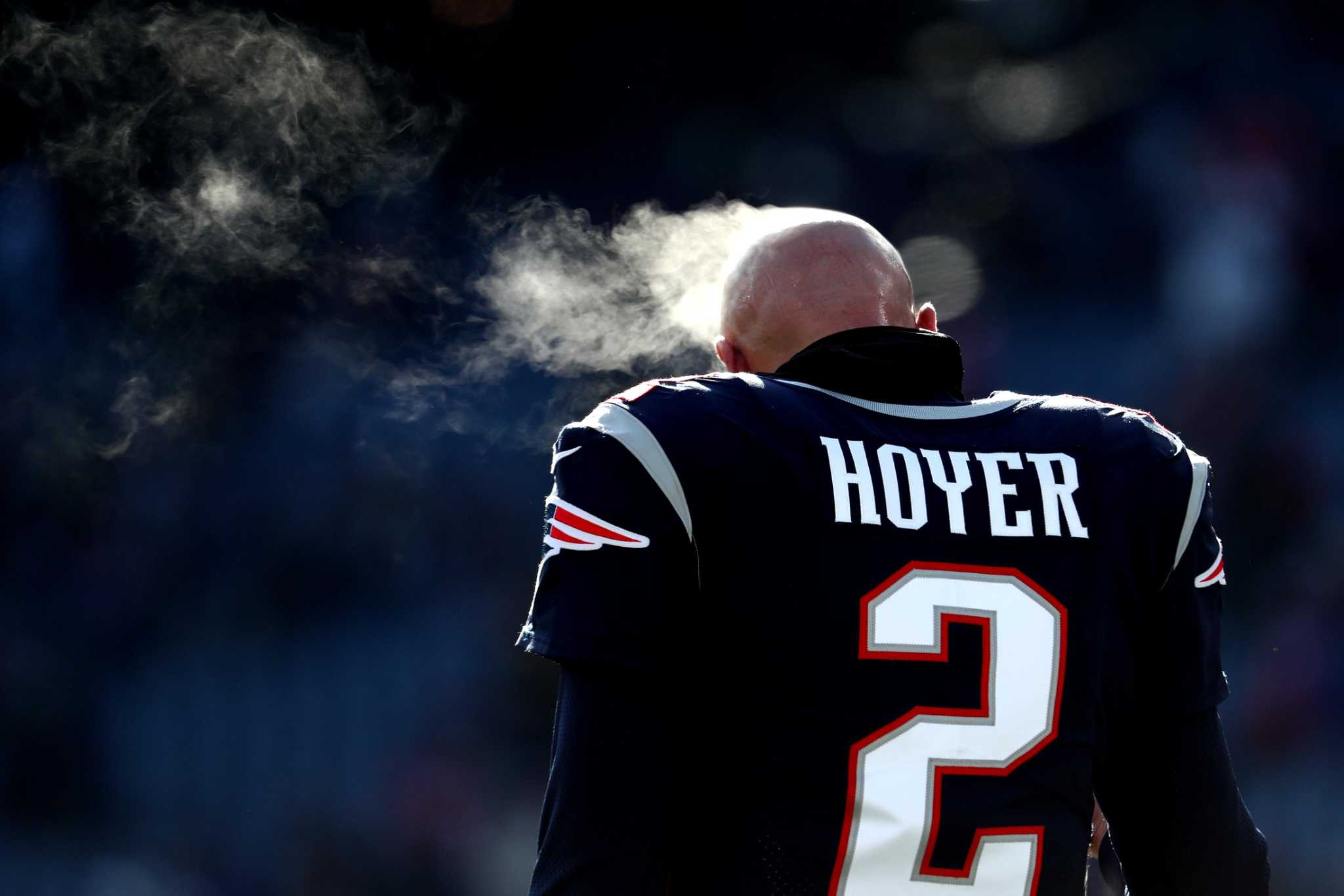 Brian Hoyer says Bill O'Brien should keep calling plays for Texans