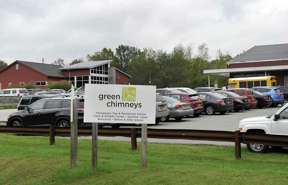 The Green Chimneys campus in Brewster, N.Y. Tuesday, Oct. 9, 2018. Photo: Carol Kaliff / Hearst Connecticut Media / The News-Times