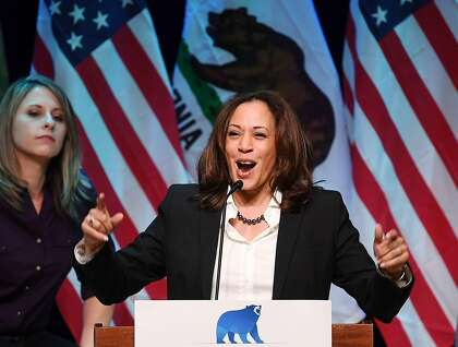 Kamala Harris One Time Weed Opponent Says Legalize It And She S Inhaled Sfchronicle Com
