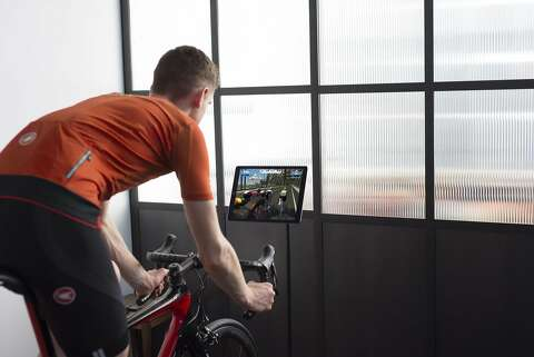 A new path to glory: Could virtual bicycle racing revitalize