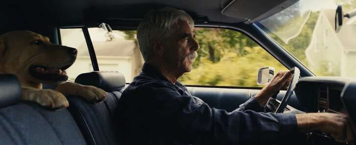 Sam Elliott stars in 'The Man Who Killed Hitler and then The Bigfoot.'